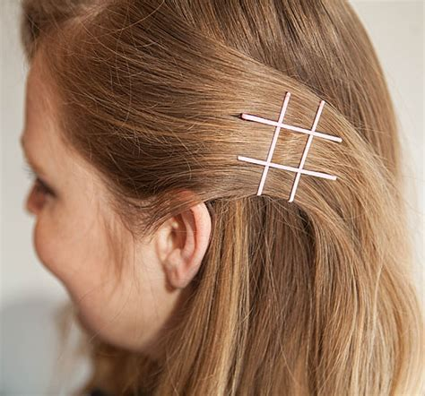 creative ways to use bobby pins alldaychic