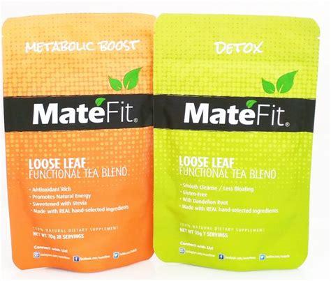 Which Detox Tea Is The Best - best detox teas matefit tv