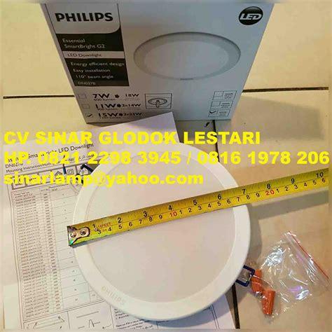 Philips Ceiling Light 30517 Berkualitas lu downlight led philips 15 watt dn027b