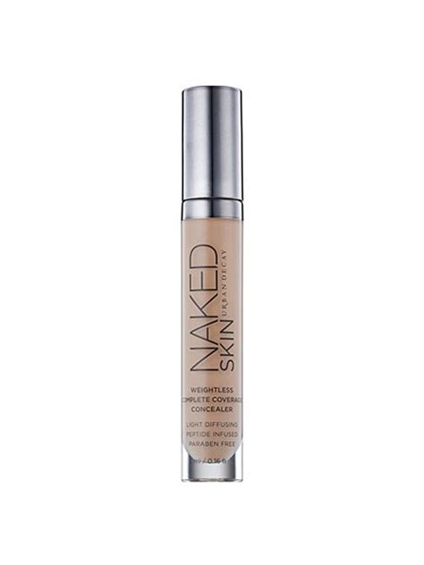 Decay Skin Concealer Travel Size decay skin weightless complete coverage concealer medium light neutral house of fraser