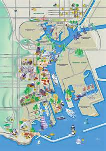 louisiana points of interest map la waterfront