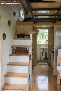 stairs with clever storage the fun porthole windows going steps and ladder ideas for tiny houses sacred habitats