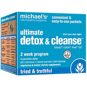 Best Detox Cleanse For Health by Ultimate Detox Cleanse 42 Packets By Health