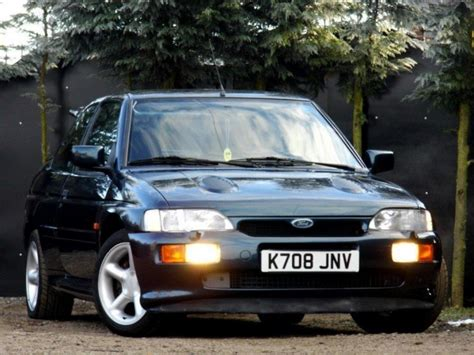 how things work cars 1993 ford escort electronic throttle control could be yours 1993 ford escort rs cosworth