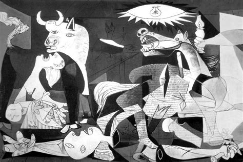 picasso paintings war picasso s path to guernica pura aventura we make