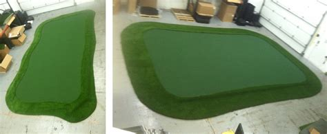 Backyard Putting Green Supplies by Do It Yourself Putting Greens Custom Putting Greens