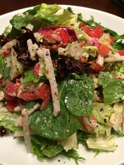 Omah Salad By Dewi 1 My Favorite Mixed Greens Salad At Firebirds Wood Fired