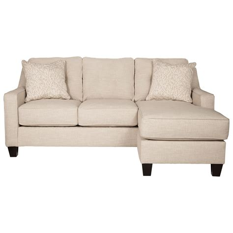 aldie nuvella gray sofa chaise aldie nuvella queen sofa chaise sleeper in performance