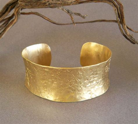 how to make ancient jewelry gold cuff bracelet ancient jewelry by