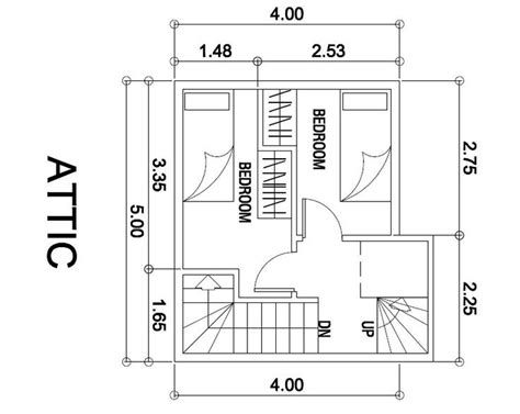 house with attic floor plan attic bedroom floor plans small attic apartment floor