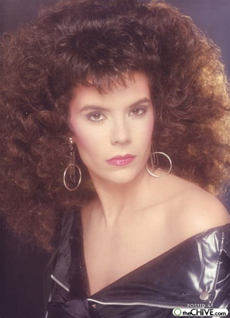 80 s hair bangs what were you thinking 20 photos