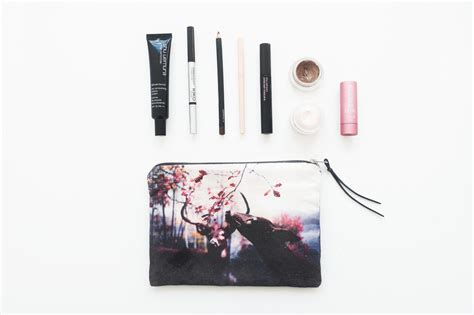 minimalist makeup bag a minimalist make up bag the of a