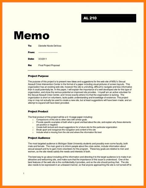 business memo format word memo templete