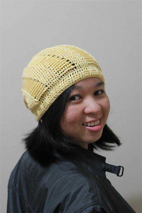 Topi Dewasa 3 dunia rajut topi dewasa