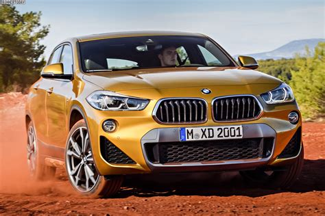 Bmw 1er 2018 M Paket by Bmw X2 2018 Gl 228 Nzt Als M Sport X Xdrive20d In Galvanic Gold
