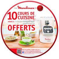 cours de cuisine gratuit moulinex offre des cours de cuisine en ligne petit