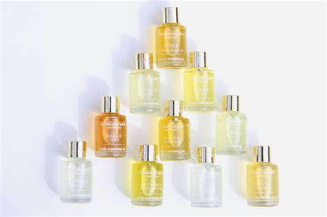 Aromatic Oils In The Bath by De Stress With Aromatherapy Associates Bath Shower Oils