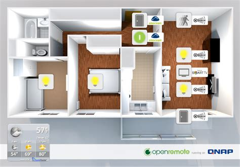 openremote templates home automation openremote