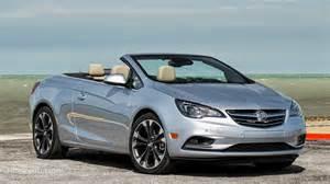 Opel Cascada Convertible Driven 2016 Buick Cascada Convertible Autoevolution