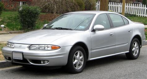 2002 oldsmobile alero information and photos zombiedrive