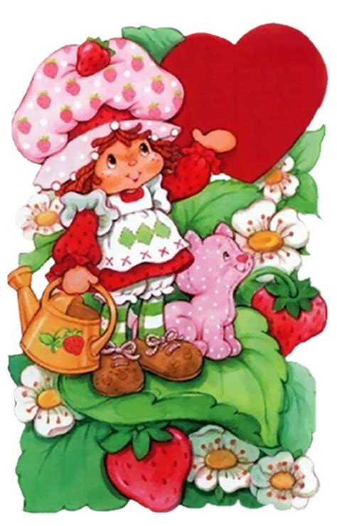 strawberry cartoon fraisinette poup 233 e recherche google strawberry