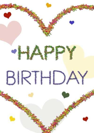 printable birthday cards for her 17 best images about printable birthday cards on pinterest
