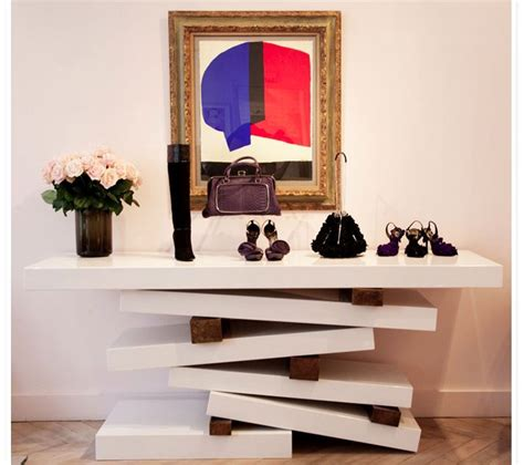 Front Door Table Console Table Decor Decorate Entrance Entrance Entry Entryway Entry Way Foyer