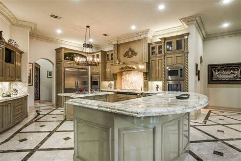 luxury kitchen island 20 luxury kitchen designs decorating ideas design