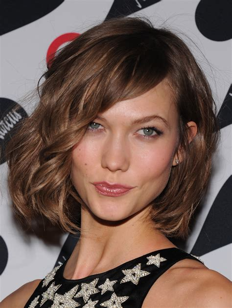 karlie kloss hair color celebrities can t get enough of the bob haircut beauty high