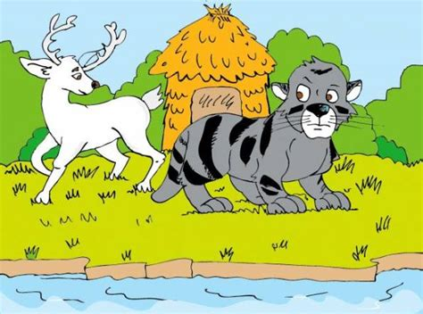 imagenes de venados en blanco y negro tigre negro venado blanco cuento educaci 243 n global