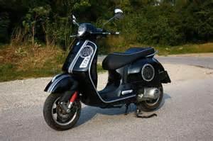 Vespa Aufkleber Anbringen by Piaggio Vespa Gts 300 I E Super Im Test Motorrad