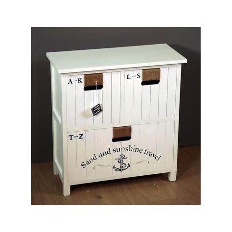 meuble bas 3 tiroirs maison design wiblia