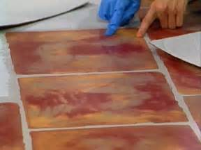 painting floor painting techniques diy