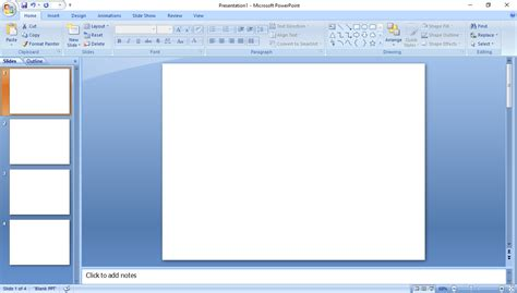 powerpoint layout blank learn new things always open blank slide in powerpoint