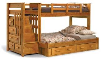 wood bunk bed woodwork wood bunk beds pdf plans