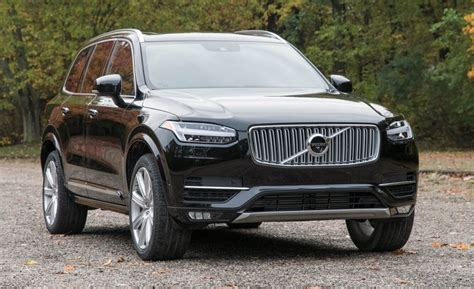 2018 volvo xc90 changes 2018 volvo xc90 t8 changes release date and price