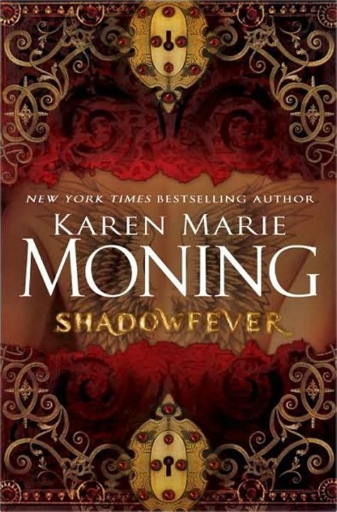 shadowfever fever series 5 by moning h