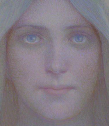 madonna illuminata medjugorje nomedjugorje la truffa a santissima della pace