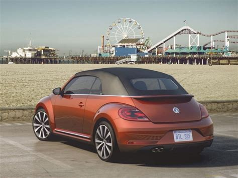 Vw Beetle New York Auto Show by Vw Beetle Concept Cars In New York Auto Motor At