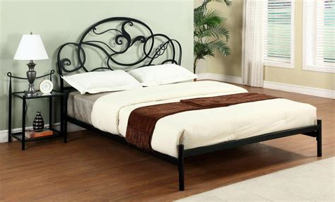 Vintage Iron Headboard by Wrought Iron Headboard 25 Best Ideas About Wrought Iron
