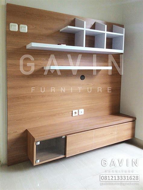 layout produksi furniture backdrop tv lemari pakaian dan wardrobe desain custom