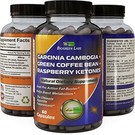 Garcinia Cambogia And Detox Pills by Garcinia Cambogia With Detox And Cleanse Supplements