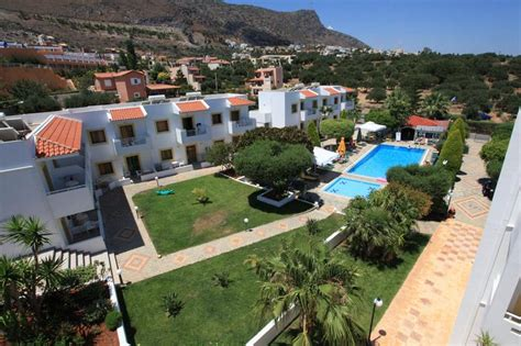 Appartments In Crete by Nikolas Villa Apartments Hersonissos Crete Greece Book