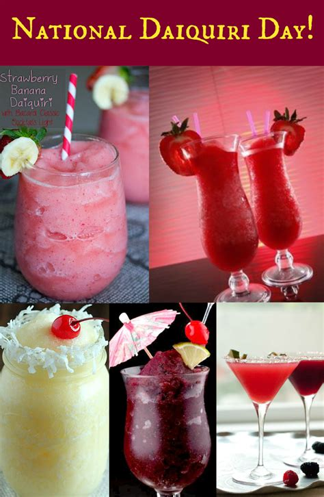 National Daiquiri Day by July 19 Is National Daiquiri Day Discountqueens