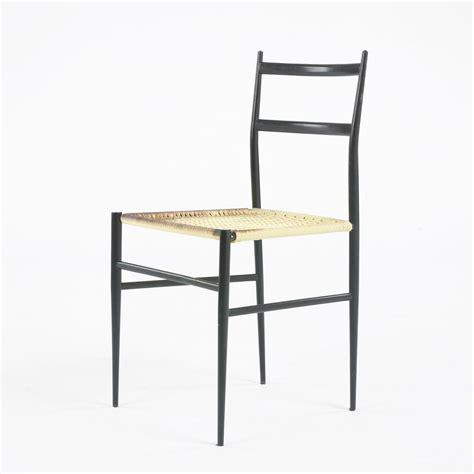 la sedia in the manner of gio ponti chair
