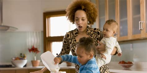 Thursday Three Busy Single Mums by I Am Not A Huffpost