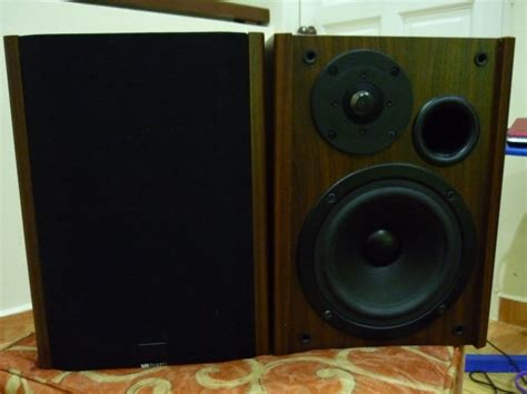 mb quart ql 20 c bookshelf speaker used