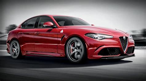 Alfa Romeo Quadrifoglio by Alfa Romeo Giulia Quadrifoglio I Primi 100 Veicoli Sono