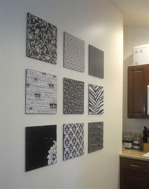 diy scrapbook paper wall art diy scrapbook empty wall
