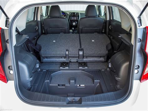 nissan note interior trunk nissan note 2014 picture 177 1600x1200